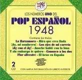 Various Artists Los Numeros Uno Del Pop Espanol 1948 CD2