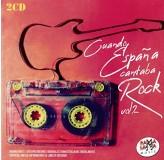 Various Artists Cuando Espana Cantaba Rock Vol.2 CD