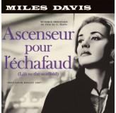 Miles Davis Ascenseur Pour Lechafaud Coloured Vinyl LP