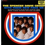 Spencer Davis Group With Their New Face On LP