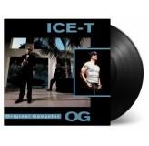Ice-T O.g. Original Gangster Blue Vinyl LP