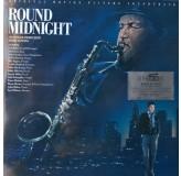 Soundtrack Round Midnight Translucent Blue Vinyl LP