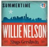 Willie Nelson Summertime Willie Nelson Sings Gershwin Red Vinyl LP