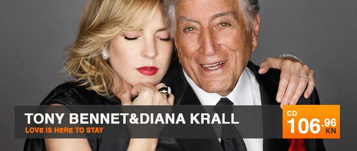 Tony Bennet Diana Krall